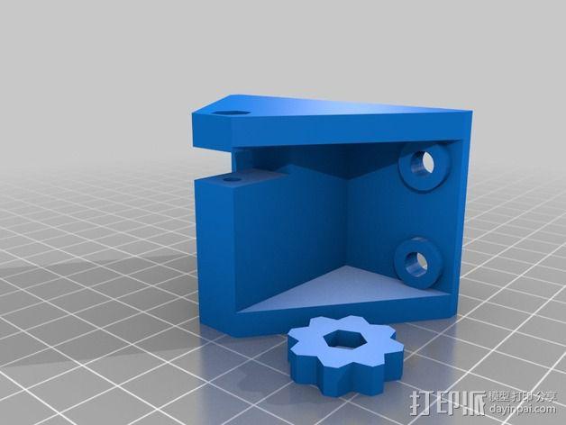 Delta式打印机 3D模型  图13