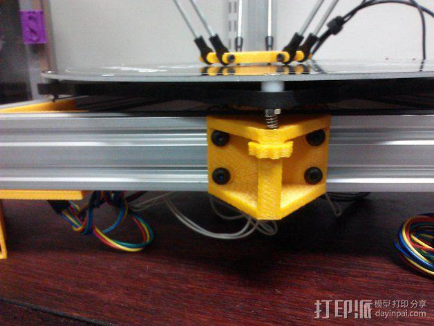 Delta式打印机 3D模型  图16