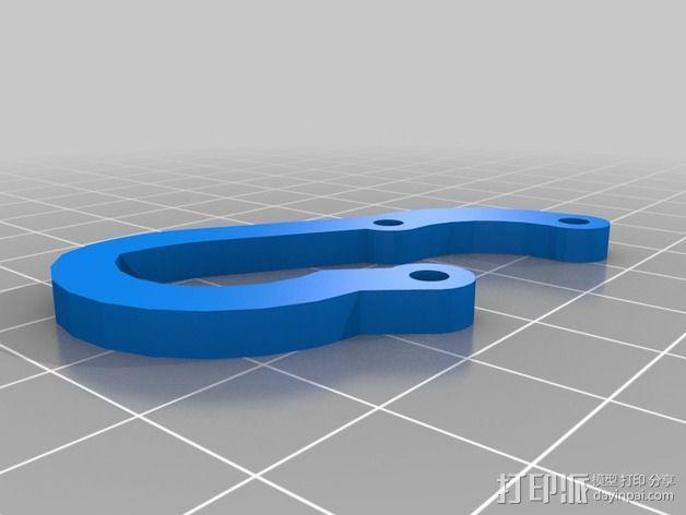 Delta式打印机 3D模型  图15