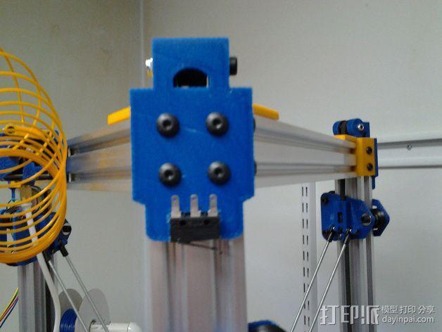 Delta式打印机 3D模型  图17