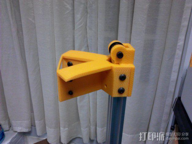 Delta式打印机 3D模型  图18