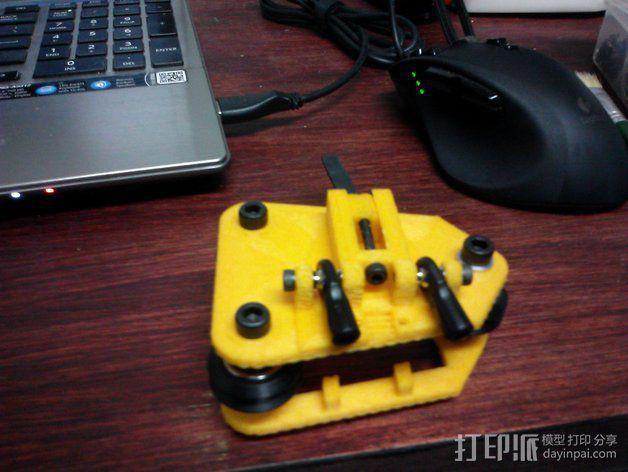 Delta式打印机 3D模型  图19