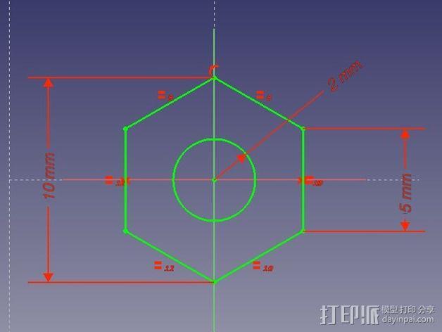 线轴架 3D模型  图5