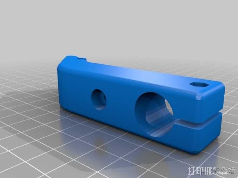 扫描仪支架 3D模型  图4