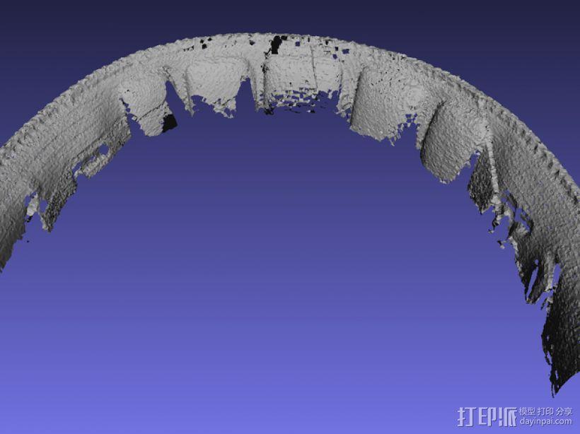 扫描仪支架 3D模型  图6