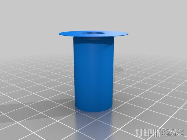 Delta 式打印机 3D模型  图2