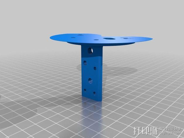 Delta 式打印机 3D模型  图7