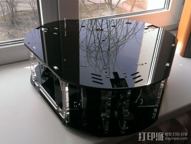 Delta 式打印机 3D模型  图16