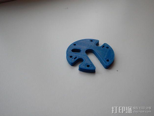 Delta 式打印机 3D模型  图29