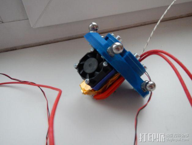 Delta 式打印机 3D模型  图30