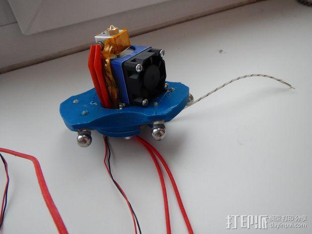 Delta 式打印机 3D模型  图32