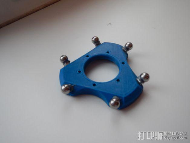 Delta 式打印机 3D模型  图31