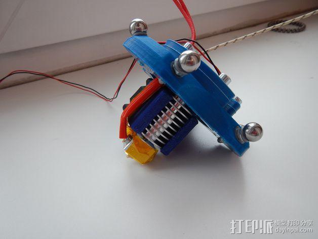 Delta 式打印机 3D模型  图37