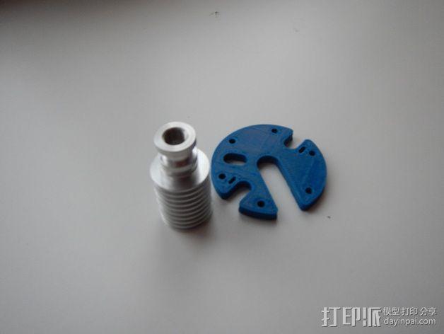 Delta 式打印机 3D模型  图36
