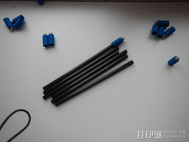 Delta 式打印机 3D模型  图39