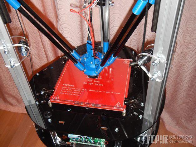 Delta 式打印机 3D模型  图42