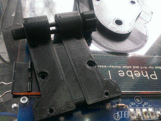 Delta 式打印机 3D模型  图46
