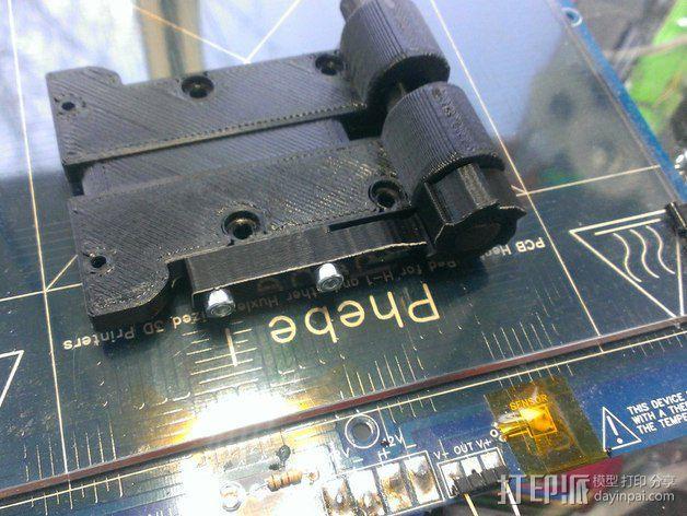 Delta 式打印机 3D模型  图47