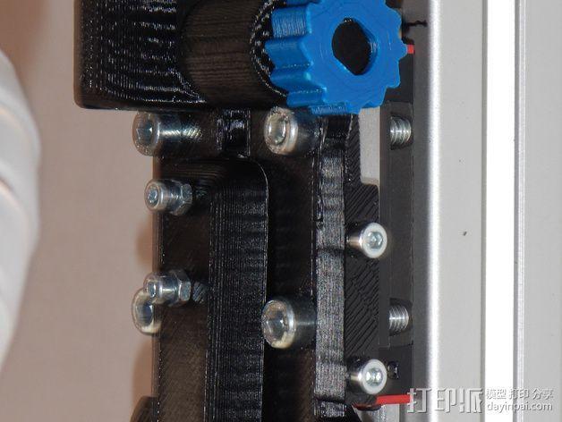 Delta 式打印机 3D模型  图48