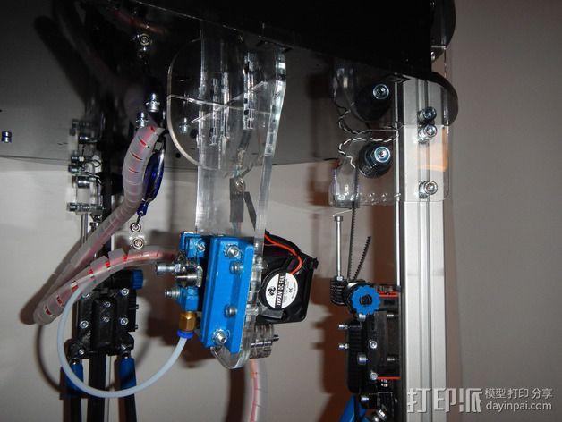 Delta 式打印机 3D模型  图51