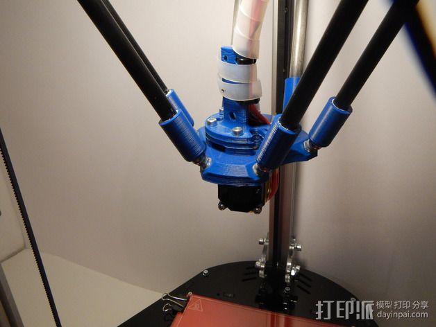 Delta 式打印机 3D模型  图54