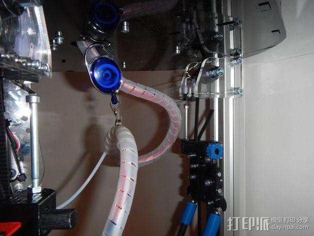 Delta 式打印机 3D模型  图55