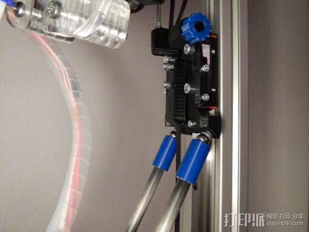 Delta 式打印机 3D模型  图57