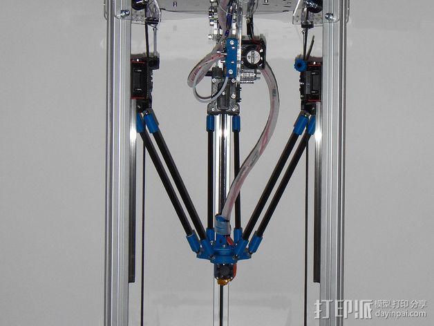 Delta 式打印机 3D模型  图56