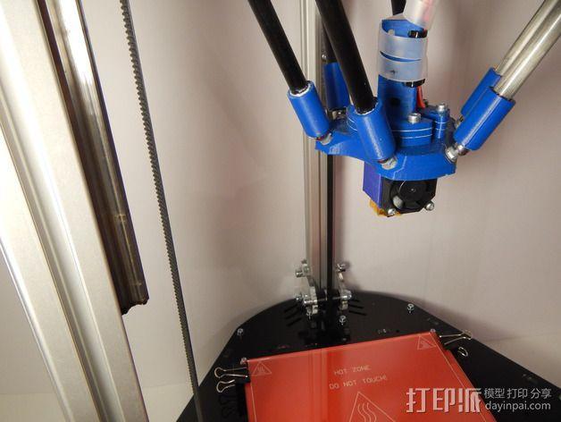 Delta 式打印机 3D模型  图62