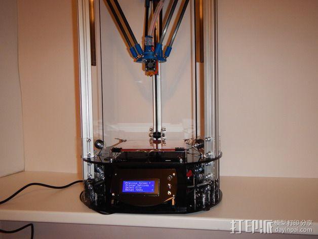 Delta 式打印机 3D模型  图59