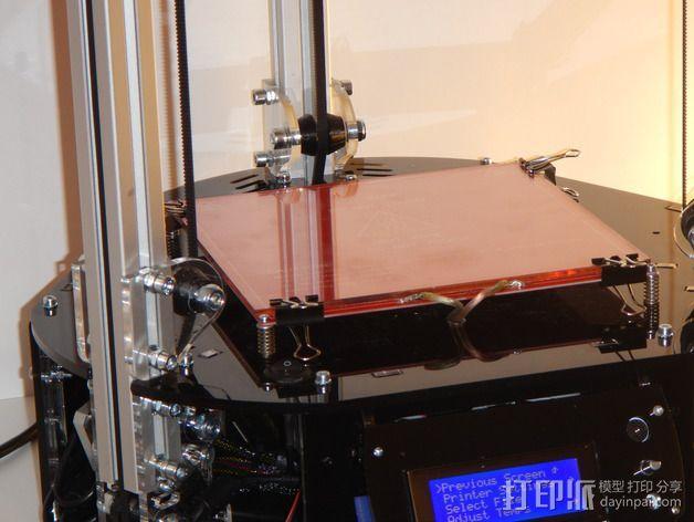 Delta 式打印机 3D模型  图60