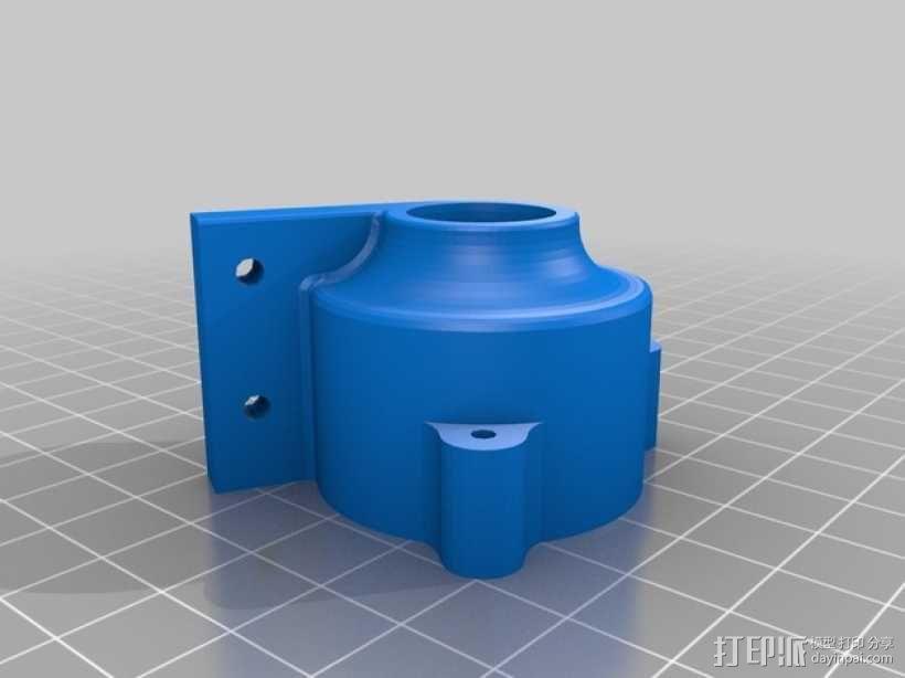 涡轮式风扇 3D模型  图6