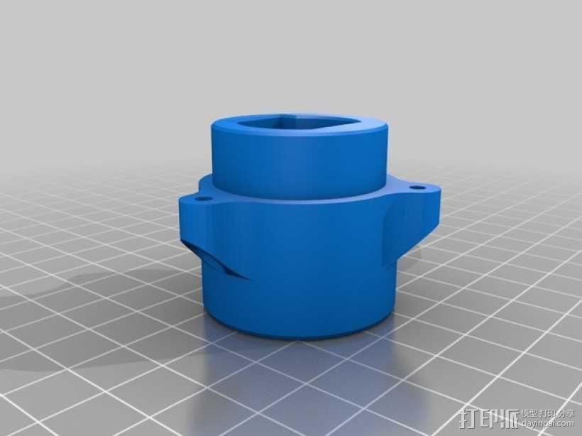 涡轮式风扇 3D模型  图7