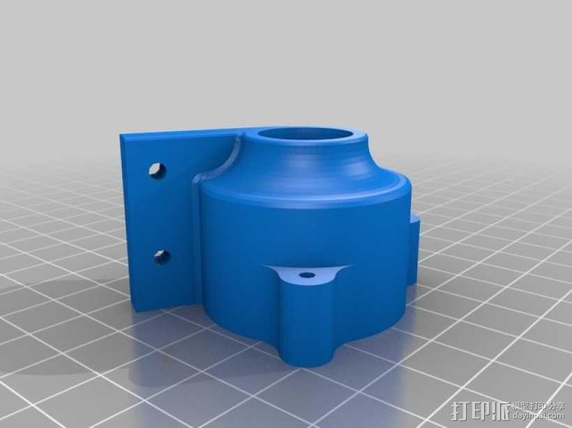 涡轮式风扇 3D模型  图8