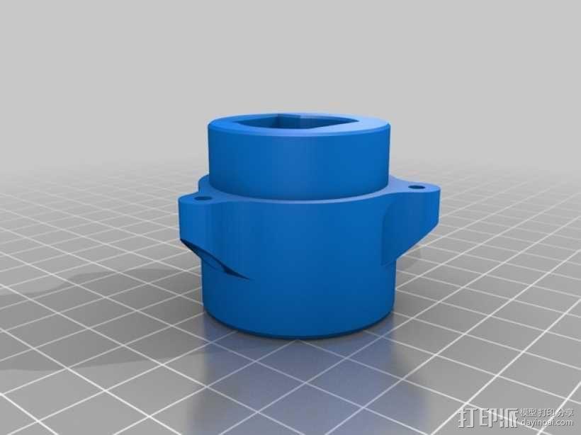 涡轮式风扇 3D模型  图9