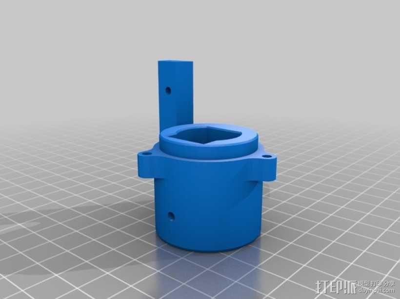 涡轮式风扇 3D模型  图12