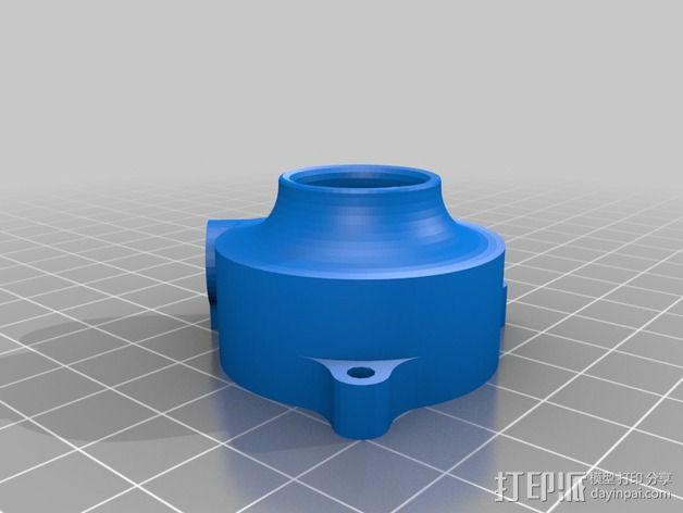 涡轮式风扇 3D模型  图11