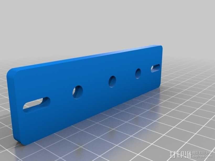 挤出机适配器 3D模型  图11