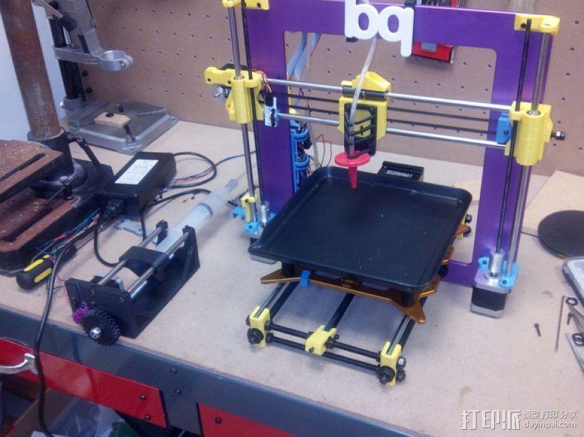 Tortiprinter 3D打印机 3D模型  图1