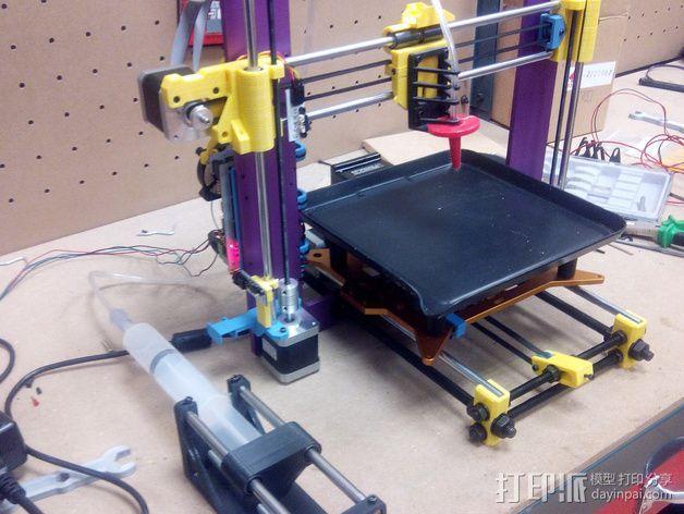Tortiprinter 3D打印机 3D模型  图3