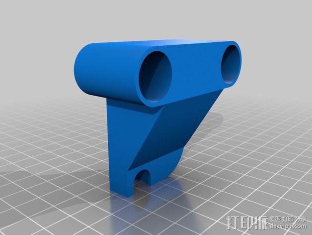 Tortiprinter 3D打印机 3D模型  图7