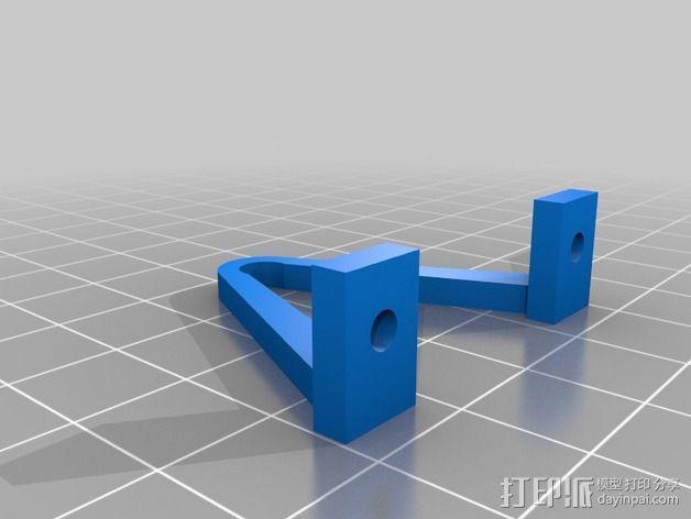 Tortiprinter 3D打印机 3D模型  图8