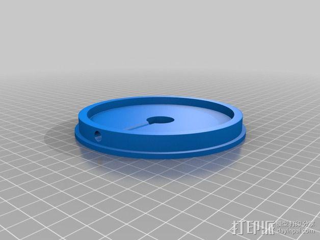 台灯 3D模型  图2