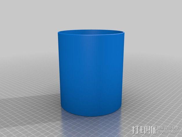 台灯 3D模型  图4