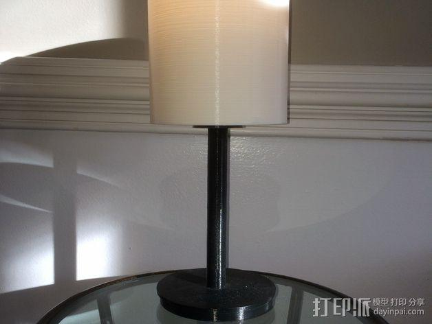 台灯 3D模型  图7