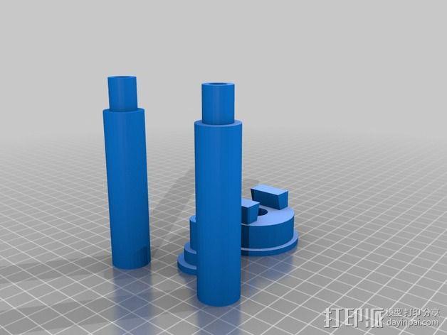 台灯 3D模型  图5