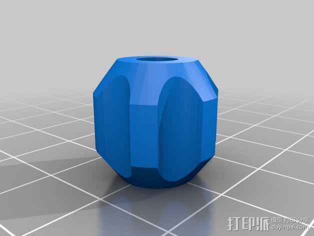 Z轴校准器 3D模型  图2