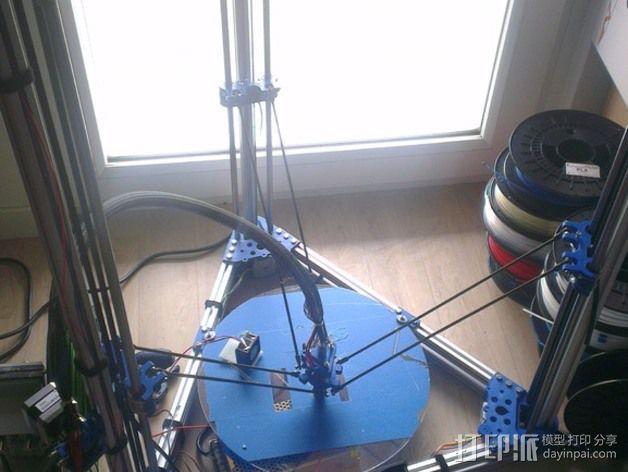 挤出机套件 3D模型  图3
