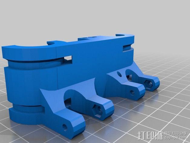 挤出机套件 3D模型  图6