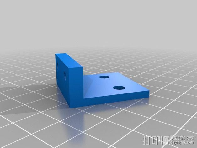 挤出机套件 3D模型  图9